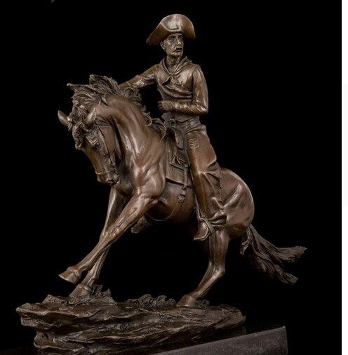 Décoration en cuivre bouddha en laiton œuvres d'art de renommée mondiale Sculpture statues en Bronze soldats de la mémoire métal Art Bronze