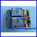 5 В 2 Канальный Релейный Модуль для ARM PIC AVR DSP Электронной 10А 2-канальный релейный модуль