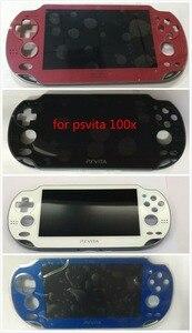 Image 1 - Pantalla Lcd 100% para Playstation PS Vita PSV 1000 1001, digitalizador táctil, Marco, 4 colores, novedad, envío gratis