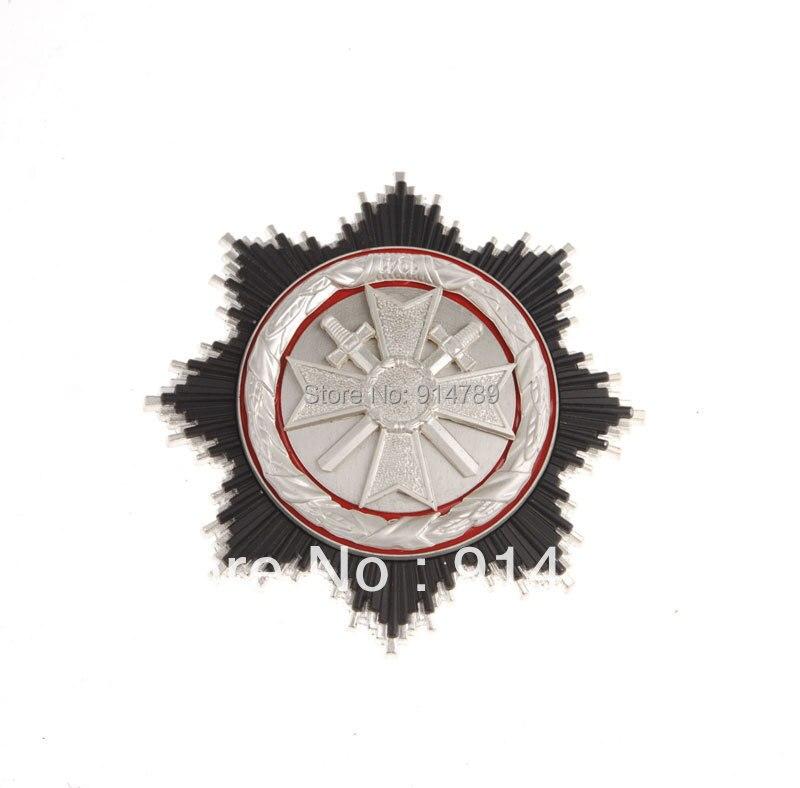 Seconde guerre mondiale WW2 médaille de la croix de fer des chevaliers officier allemand WH-33792