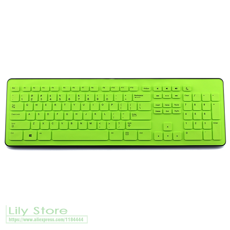 Desktop computer All-in-one PC For Dell KM 632 KB213 P keyboard cover protector PC desktop computer film