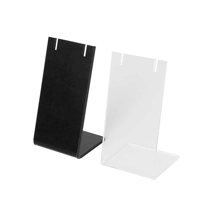 Pregos Brinco Da Orelha de jóias Organizador Stand Holder Mostrar Mini Display Rack Showcase