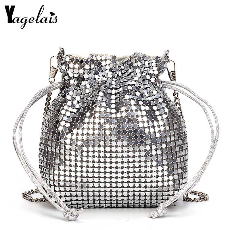 Detail Feedback Questions about Women Sequined Shoulder Bag Fashion Woman  Bling Shiny Glitter Sequins Sparkling Shoulder Bags Handbags Mini Small  Bucket Bag ... 397590c67ff4
