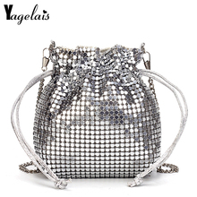 Women Sequined Shoulder Bag Fashion Woman Bling Shiny Glitter Sequins  Sparkling Shoulder Bags Handbags Mini Small e42c5eefb809