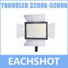 YN-600 YN-600L YN600L LED 3200 К-5500 К, YN600LED 3200 К-5500 К Цветовая Температура Регулируемый Светодиодный Свет
