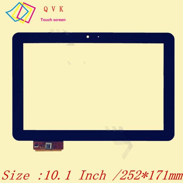 Nero P/N ACE-CG10.1A-223 TYT FPDC-0085A-1 ACE-CG10.1A-382 pannello touch screen di Ricambio Compatibile Spedizione Gratuita