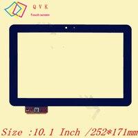 Preto p/n ACE-CG10.1A-223 tyt FPDC-0085A-1 ACE-CG10.1A-382 painel da tela de toque compatível substituição frete grátis