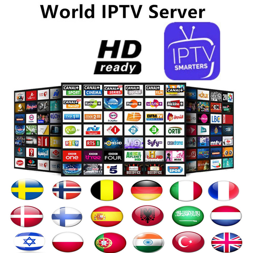 World IPTV Italia M3U IPTV  4K IPTV Spain Channels 1 Year IPTV Subscription German Poland UK Spain Portugal For SSmart TV