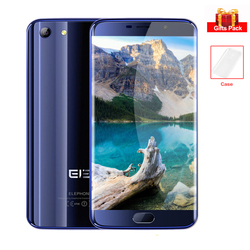 Elephone S7 4G Android Mobile Phone Bezel-less Helio X25 Deca Core 5.5'' 1920x1080 Screen 4GB+64GB 13.0MP Smartphone GPS 3000mAh