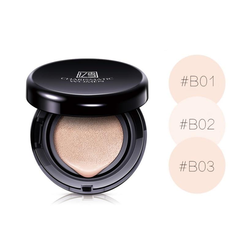 Nude Makeup Flawless Cover Air Cushion BB Cream SPF50