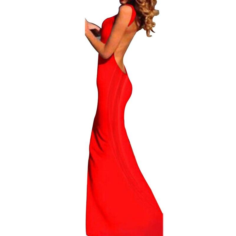 Plus Size Summer Maxi Dress Slip