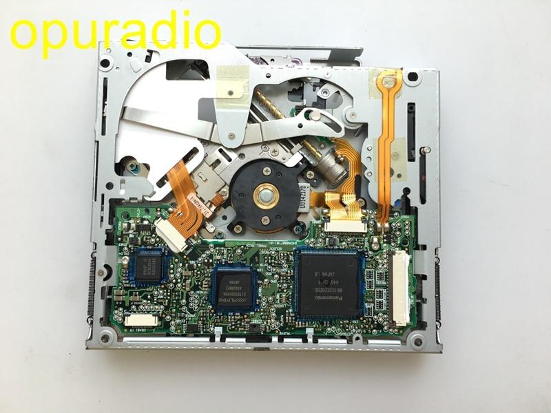 Original Alpine single DVD navigation mechanism DV35M120 DV33M12A drive loader for Toyota B9001 Lexus Audi Honda