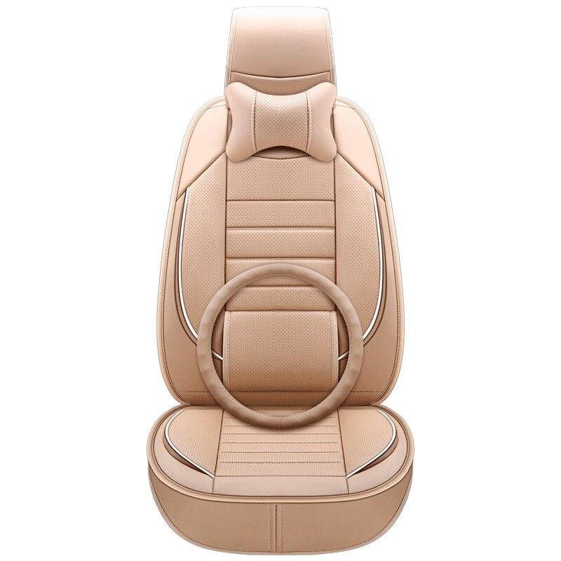 Spécial siège auto en cuir synthétique polyuréthane couvre Pour Volvo S60L V40 V60 S60 XC60 XC90 XC60 C70 s80 s40 auto accessoires de voiture coussin