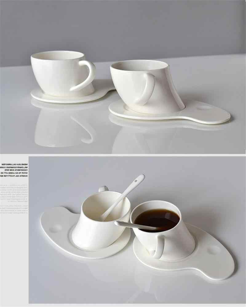 150ml Plain White Quality Bone China Tea Cup And Saucer Set White Porcelain Cup Wake Up Coffee Mug Mug For Sublimation Tea Cups And Saucers Cup And Saucertea Cup Aliexpress