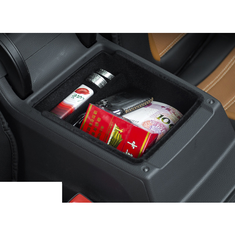 lsrtw2017 latex abs car armrest storage plate box for <font><b>volkswagen</b></font> passat B7 B8 <font><b>CC</b></font> 2011 2012 2013 2014 <font><b>2015</b></font> 2016 2017 2018 2019 image
