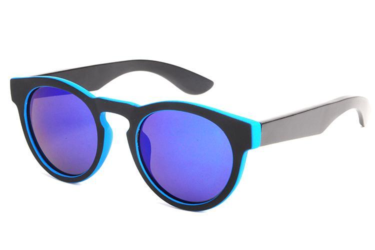 8 Color UV 400 font b Handmade b font Round Bamboo Sunglasses Women Vintage font b