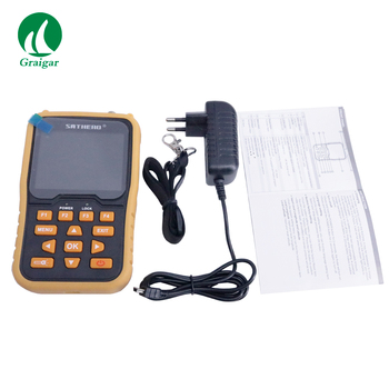 High Accuracy DVB-S/S2 Signal Satellite Finder Digital Satellite Finder SH-400HD with 3.5 inch LCD Screen