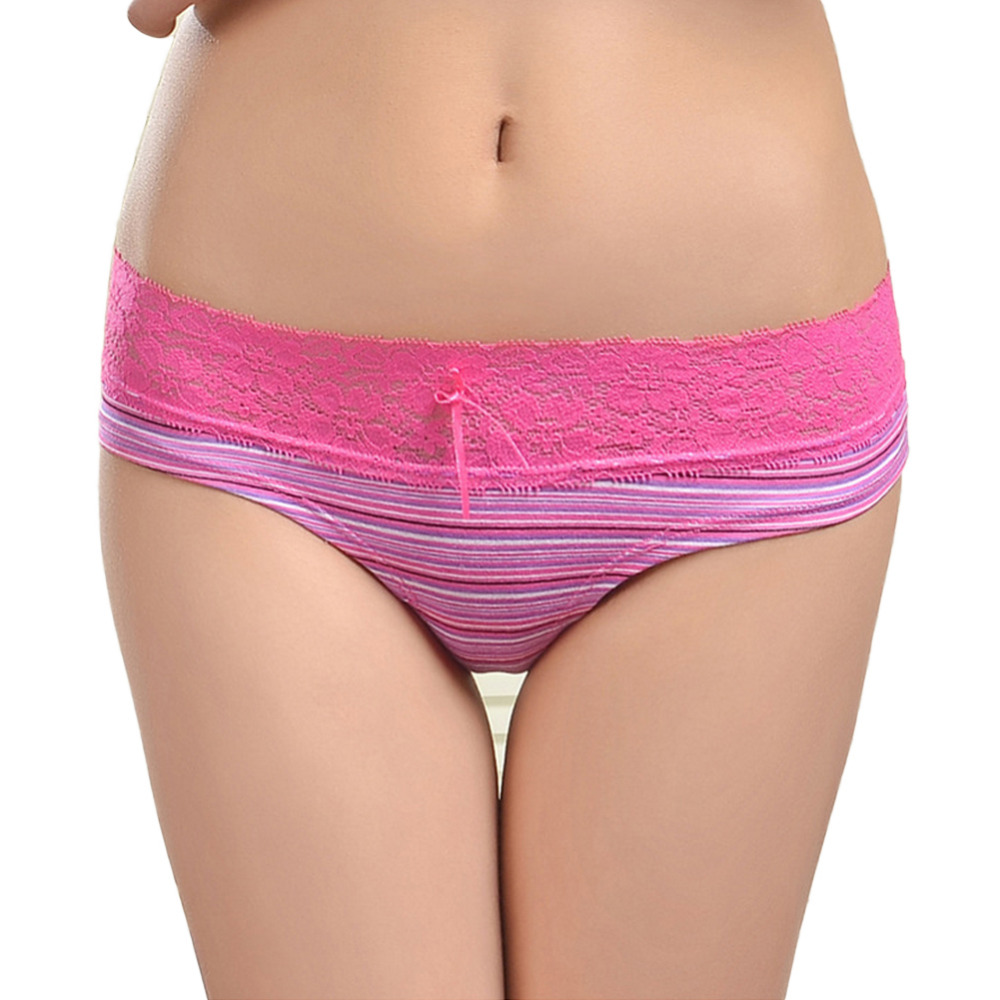 Popular Pink Lace Panties-Buy Cheap Pink Lace Panties lots from ...