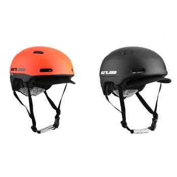 GUB Bike Helmets In-mold Cycling Light Men Women Helmet MTB Bicycle Helmet Goggles Safe Arrival Matte Color Unisex Wholesale - DISCOUNT ITEM  20% OFF All Category