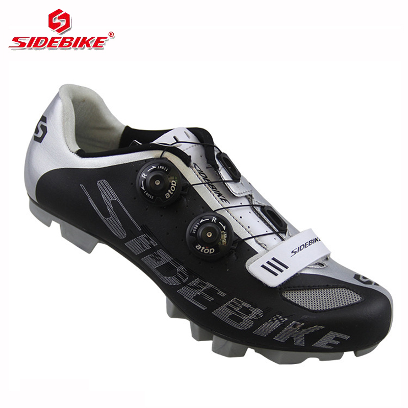 sidebike cycling shoes MTB men bicycle shoes lock mountain bike sneakers racing professional athletic breathable SDMTN002
