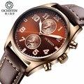 2016 OCHSTIN Mens Watches Top Brand Luxury CHRONOGRAPH Army Clock Man Military Sports Watches Men Quartz Wrist Watch Male