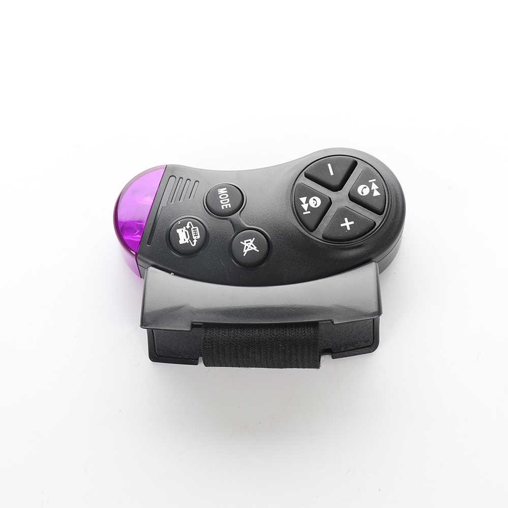 ユニバーサルステアリングリモコンのためのカーナビゲーション DVD マルチメディア音楽プレーヤーラジオホット S