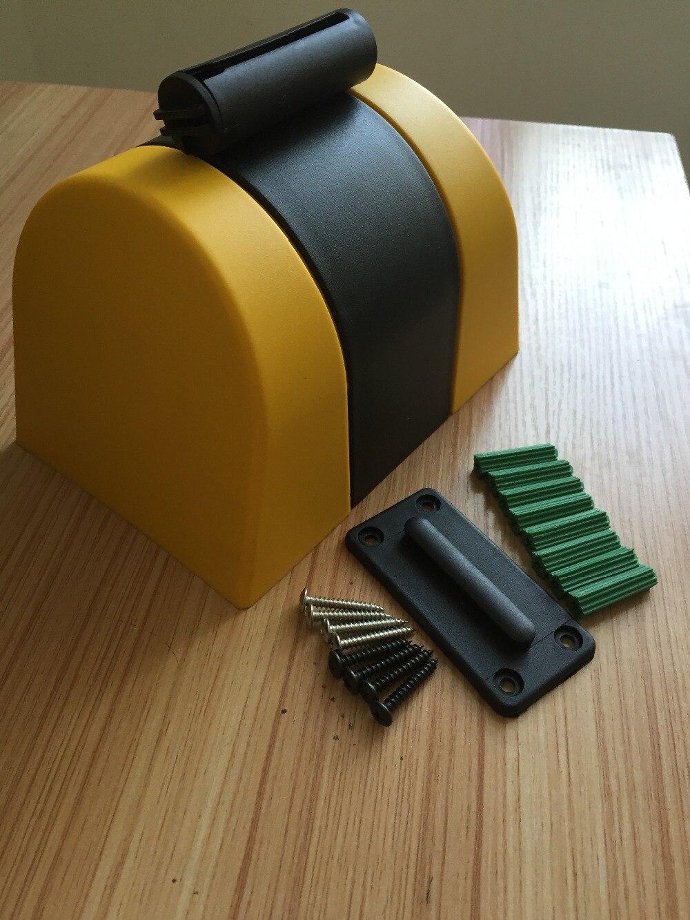Max10M belt length retractable wall mounted belt barrier