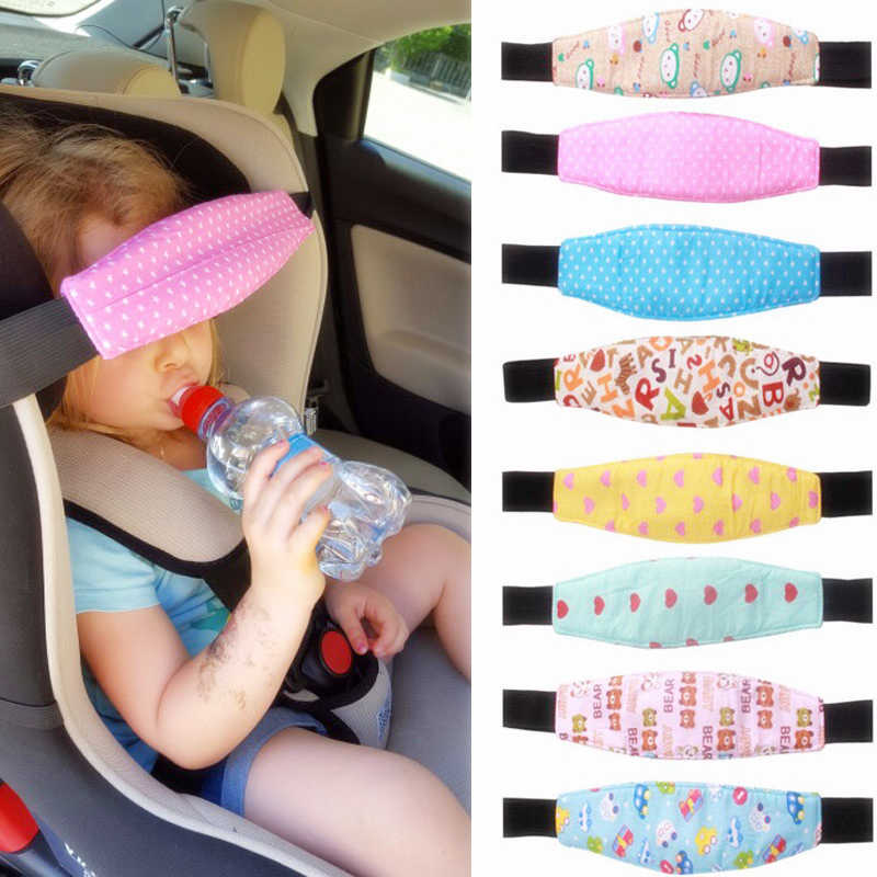Yoya Stroller Accessories Baby Sleep Positioner Safe Belt Fixed Headband Support for Wheelchair Pram Pushchair Car Acce