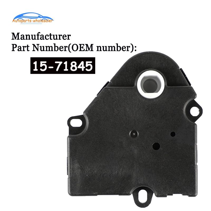 15 71845 1571845 Fit For GMC HVAC Atuador Da Válvula De Temperatura Do Carro Auto Peças Válvulas e peças     - title=