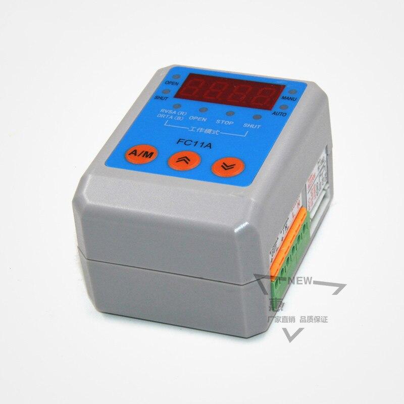 FC11A Electric Actuator Control Module Electric Valve AC220V Actuator Module Valve PositionerFC11A Electric Actuator Control Module Electric Valve AC220V Actuator Module Valve Positioner