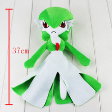 1Pcs 37cm Anime Gardevoir Plush Toy Stuffed Soft Dolls Great Gifts