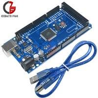 MEGA 2560 R3 ATMEGA16U2 ATMEGA2560-16AU Board + USB Kabel