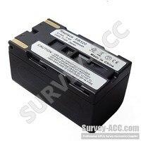 Batterie pour ASHTECH ProFlex 500 800 ProMark 500 800 4600mAh