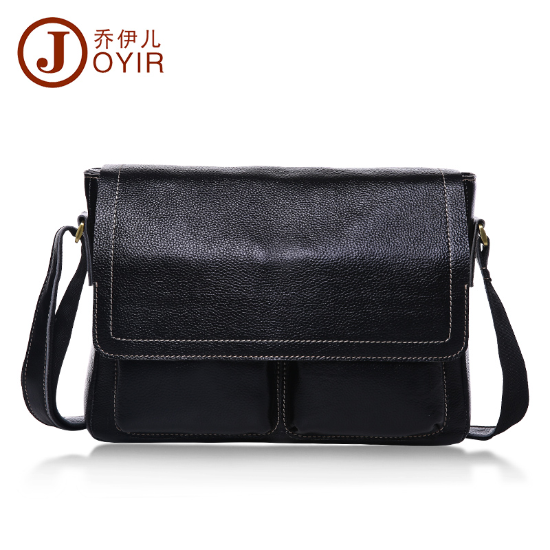 Genuine Leather Men Bag crossbody bags for men business shoulder bag casual Men's travel bag large capacity Tote Laptop Handbags business handbags men designer multi layer square sling bag large travel vintage real leather tote for men soft sacoche homme