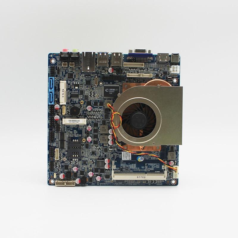 I54200+GT730 2G alone display MG-I56SL HD board ITX board