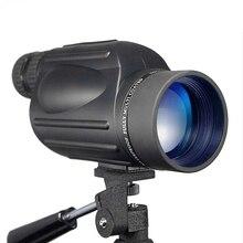 цена на 10-30X50 HD Zoom Monocular Bird Watch High quality Nitrogen Waterproof Telescope Binoculars For Hunting Shockproof Tripod
