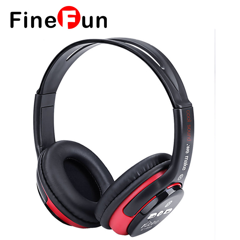 ФОТО  Kubite K 896 Wireless Bluetooth Headphone Hands Stereo Head With Mic Smart Phones Tablet PC
