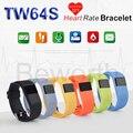 Smart Band Heart Rate Monitor TW64S TW64 Smartband Inteligente Activity Wristband Wireless Pulse OLED Sports Bracelet Watch JW86