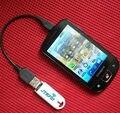 Envío gratis 125 Khz Mini USB RFID ID EM lector de soporte IPAD Android para Control de acceso