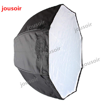 Photo Studio 120cm Portable Octagon Flash Speedlight Speedlite Umbrella Softbox Soft Box Brolly Reflector CD50