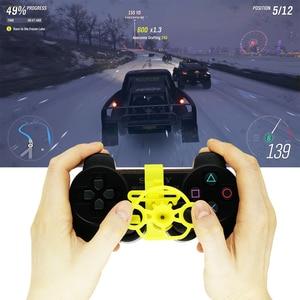 Image 5 - Rueda de carreras para juegos PS3, minivolante impreso en 3D para el controlador PlayStation 3