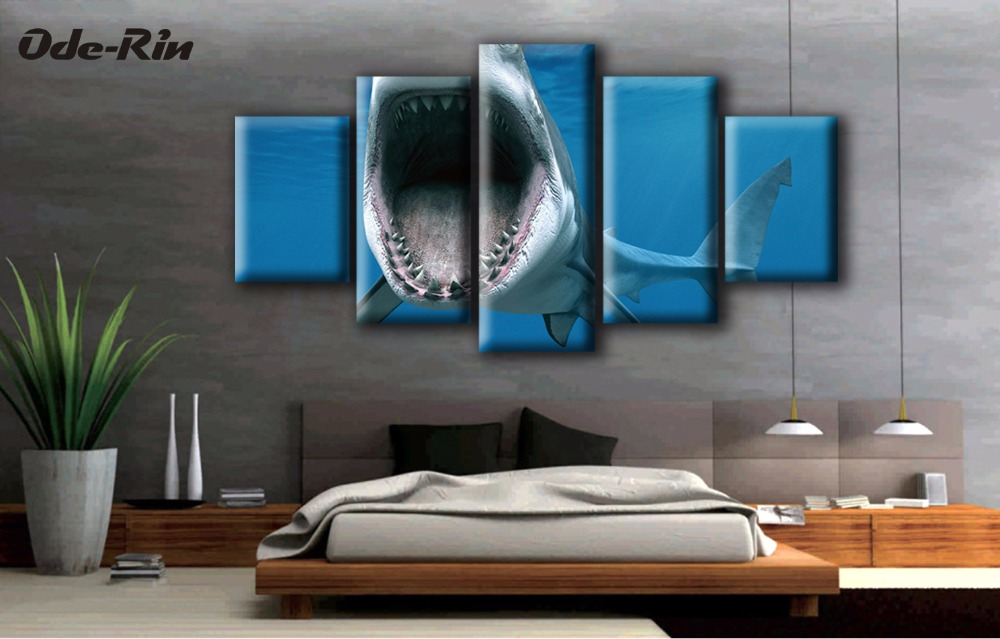 Shark Wall Art compare prices on shark wall art- online shopping/buy low price