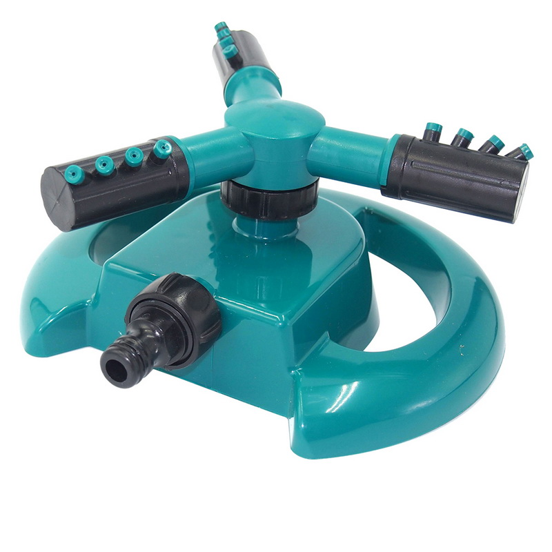 3Nozzle Water 360 Degree Automatic Rotation Big Fork