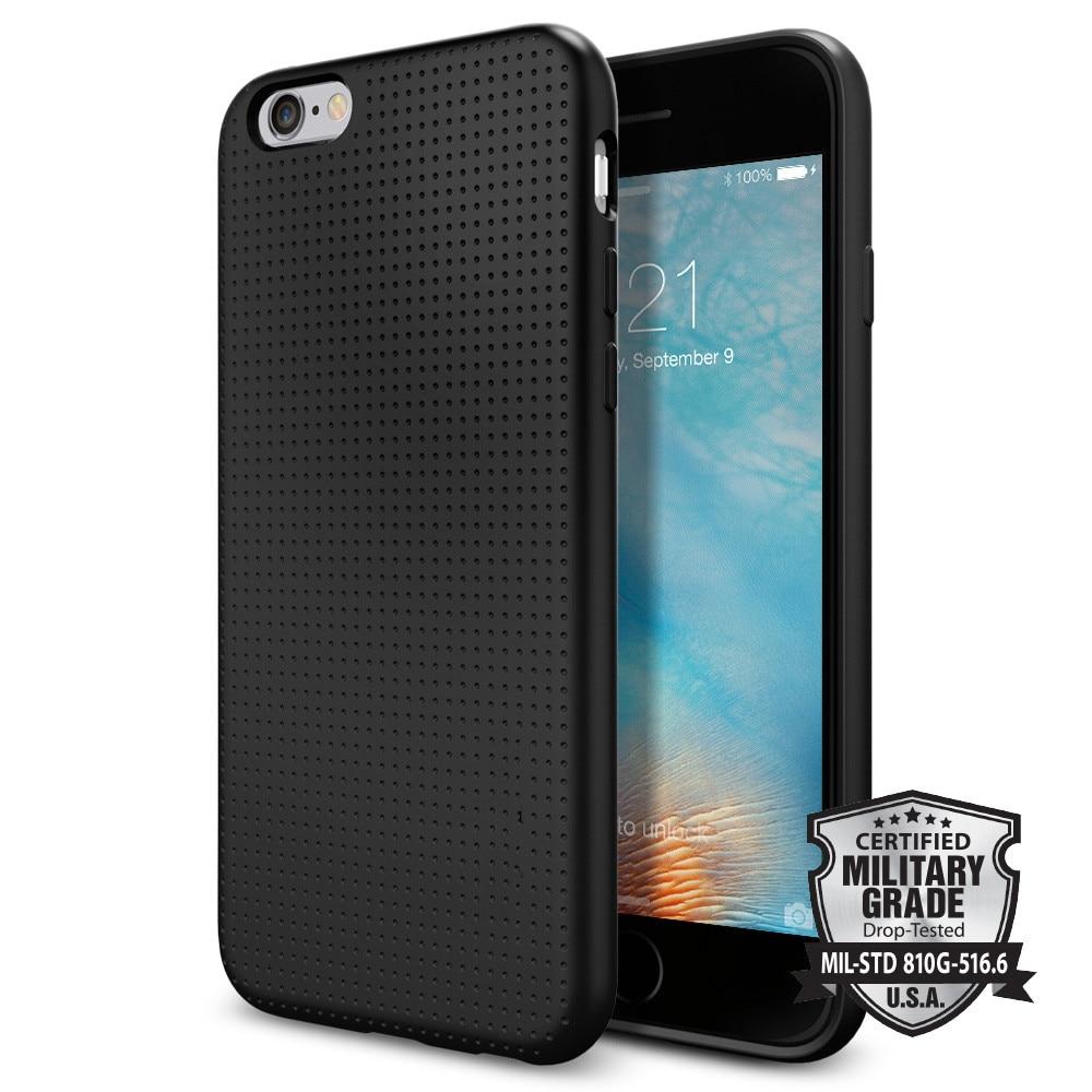 bilder für Aliantech Flüssigkeit Rüstung Fall für iPhone 6/6 s (4,7 zoll) premium-Durable Flexible TPU Soft Case für iPhone 6 S/6