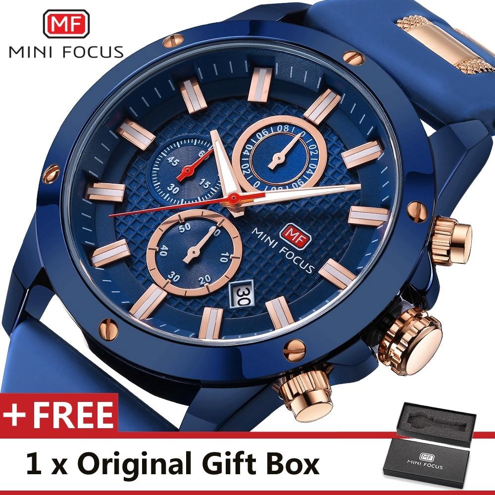 MINI FOCUS Wrist Watch Men