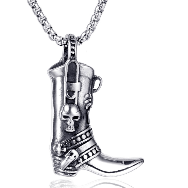 Stainless Steel Cowboy...