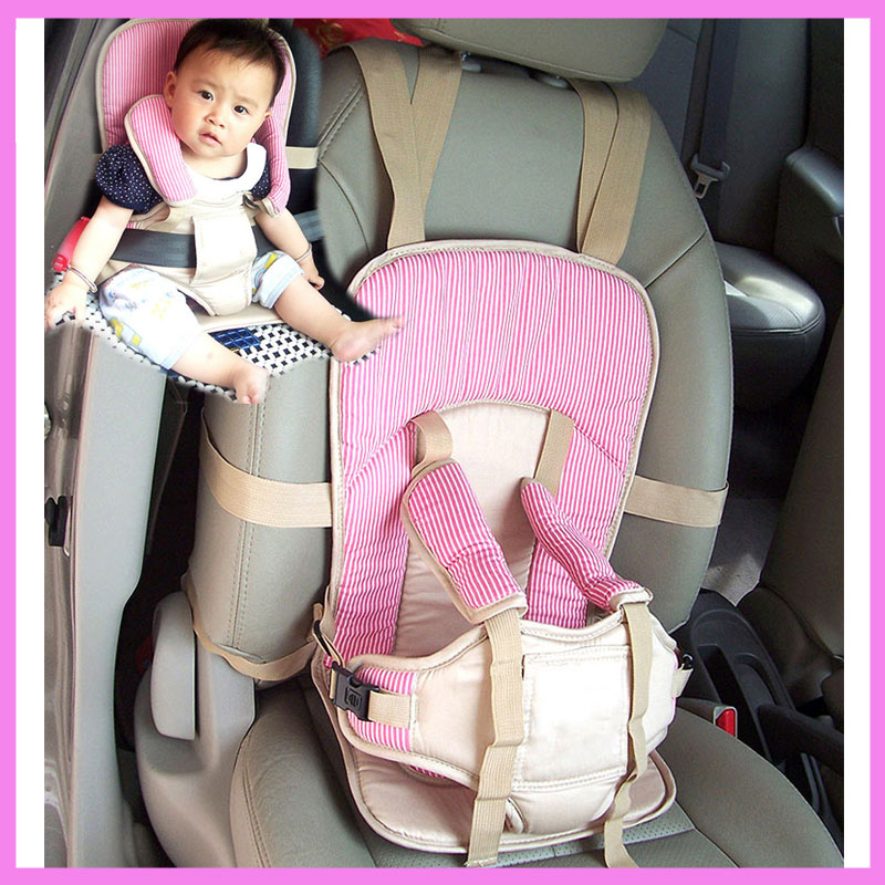 Portable Baby Cotton Car Cushion Child Car Safety Seat Vehicle Belt Shoulder Pads Cushion Safety Chair Seat hot sale baby car auto safety seat belt harness shoulder pad cover children protection car covers car cushion support car pillow