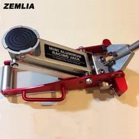 Mini Aluminium Racing Jack Handiwork Can Not Lift Car Only For Ornamental Use