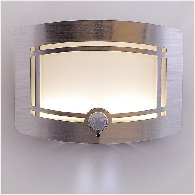 Alumini Stick Anywhere Sensor i Ndritshëm i Lëvizjes LED Natyrë - Ndriçimit të brendshëm