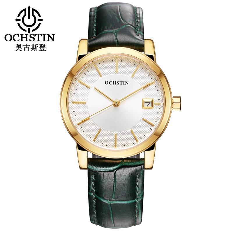 OCHSTIN Luxury Watch Women Watches Leather Strap Women s Watches Fashion Ladies Watch Clock saat relogio